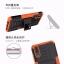 เคส Huawei P20 เคสกันกระแทก สวยๆ ดุๆ เท่ๆ แนวอึดๆ แนวทหาร เดินป่า ผจญภัย adventure มาใหม่ ไม่ซ้ำใคร ตัวเคสแยกประกอบ 2 ชิ้น ชั้นในเป็นยางซิลิโคนกันกระแทก ครอบด้วยแผ่นพลาสติกอีก1 ชั้น สามารถกาง-หุบ ขาตั้งได้ thumbnail 3