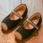 รองเท้าเด็กแฟชั่น สีดำ แพ็ค 5 คู่ ไซต์ 21-22-23-24-25 thumbnail 1