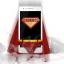 สำหรับ OPPO MIRROR3 ฟิล์มกระจกนิรภัยป้องกันหน้าจอ 9H Tempered Glass 2.5D (ขอบโค้งมน) HD Anti-fingerprint thumbnail 5