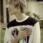 [พร้อมส่ง] เสื้อ Zelo No.11 (ใน MV Coffee Shop) ไซส์ S thumbnail 1
