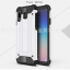 เคส Samsung A8 Star เคสกันกระแทกแยกประกอบ 2 ชิ้น ด้านในเป็นซิลิโคนสีดำ ด้านนอกพลาสติกเคลือบเงาโลหะเมทัลลิค ราคาถูก thumbnail 5