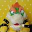 Bowser Super Mario ตุ๊กตาซุปเปอร์มาริโอ เม็ดถ่วงน่ารักจ้า thumbnail 3