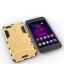 เคส Huawei Honor V9 เคสกันกระแทกแยกประกอบ 2 ชิ้น ด้านในเป็นซิลิโคนสีดำ ด้านนอกพลาสติกเคลือบเงาโลหะเมทัลลิค มีขาตั้งสามารถตั้งได้ สวยมากๆ เท่สุดๆ ราคาถูก thumbnail 3