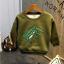 เสื้อ สีเขียว แพ็ค 5 ชุด ไซส์ 7-9-11-13-15 thumbnail 1