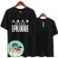 เสื้อยืด (T-Shirt) BTS - EPILOGUE thumbnail 2