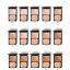 Menow Illuminator Makeup Face Pressed Powder Palette Multivitamin Waterproof Matte Compact Powder with Puff Long Lasting thumbnail 3