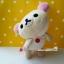 ตุ๊กตาหมีน้อยโครีแลคคุมะนอนคว่ำ Korilakkuma sleeply plush dolls thumbnail 4