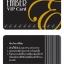 บัตรพลาสคิกผิวมัน ปั๊มฟอยล์เฉพาะจุด เงิน-ทอง thumbnail 2