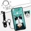 เคส VIVO V3 ซิลิโคน soft case สกรีนลายการ์ตูนน่ารักๆ พร้อมสายคล้องและแหวน ราคาถูก thumbnail 10