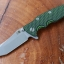 RHK Eklipse Tanto Battle Bronze Green/Black G10
