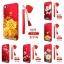 เคส Xiaomi Redmi 5A ซิลิโคนลายดอกไม้ พร้อมสายล้องสวยมากๆ ราคาถูก thumbnail 1