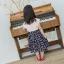 เสื้อ+กางเกง สีชมพู แพ็ค 5 ชุด ไซส์ 100-110-120-130-140 (เลือกไซส์ได้) thumbnail 4