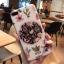 เคสหลังแข็งขอบนิ่มพิมพ์เส้นนูนลายดอกไม้ ไอโฟน 6/6s 4.7 นิ้ว(ใช้ภาพรุ่นอื่นแทน) thumbnail 2