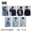 การ์ดเซต BTS - LOVE YOURSELF [Tear] (แฟนเมด) thumbnail 5
