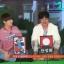 เสื้อยืด (T-Shirt) BURNING ลายขวางสีแดง แบบ Jungkook thumbnail 3