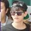 หมวกแฟชั่น EXO BAEKHYUN. สีดำ VSVP REAL thumbnail 3