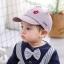 หมวก สีเทา แพ็ค 5ใบ ไซส์รอบศรีษะ 48-50cm thumbnail 2