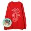 เสื้อแขนยาว (Sweater) แบบ Jungkook thumbnail 5