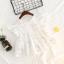 เสื้อ สีขาว แพ็ค 5 ชุด ไซส์ 90-100-110-120-130 thumbnail 2