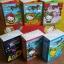 (พร้อมส่ง) HELLO KITTY Fairy Tales full box set คอลเลกชั่นสะสมคิตตี้แฟร์รี่เทลล์เซ็ต 6 ชิ้น Ox , Red Riding Hood , Frog , Ugly Duckling , Mcdelivery , Witch , Singing , Bone thumbnail 6