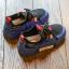 รองเท้าเด็กแฟชั่น สีน้ำเงิน แพ็ค 5 คู่ ไซต์ 31-32-33-34-35 thumbnail 2