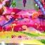 เพลยอิมราคาประหยัดสีชมพูน่ารัก พร้อมตัวตุ๊กตาห้อยมีเสียงน่ารัก (ขนาด 82*87*40 ซม.) thumbnail 6
