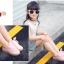 รองเท้าเด็กแฟชั่น สีขาว แพ็ค 5 คู่ ไซต์ 26-27-28-29-30 thumbnail 7