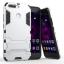 เคส Huawei Honor V9 เคสกันกระแทกแยกประกอบ 2 ชิ้น ด้านในเป็นซิลิโคนสีดำ ด้านนอกพลาสติกเคลือบเงาโลหะเมทัลลิค มีขาตั้งสามารถตั้งได้ สวยมากๆ เท่สุดๆ ราคาถูก thumbnail 7