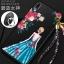 เคส VIVO V9 ซิลิโคนแบบนิ่ม สกรีนผู้หญิง สวยงามมากพร้อมสายคล้องมือ ราคาถูก (ไม่รวมแหวน) thumbnail 16