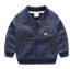 เสื้อ สีน้ำเงิน แพ็ค 5 ชุด ไซส์ 100-110-120-130-140 thumbnail 1