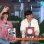 เสื้อยืด (T-Shirt) BURNING ลายขวางสีแดง แบบ Jungkook thumbnail 2