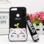 เคส Huawei Y9 (2018) ซิลิโคน soft case แบบนิ่มน่ารักมาก พร้อมสายคล้องเข้าชุด ราคาถูก thumbnail 2