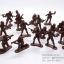 โมเดลทหารจิ๋ว สีแดง thumbnail 3