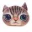 (พร้อมส่ง) หมอนหน้าน้องแมว 3 มิติ (50*40 cm.) thumbnail 3