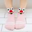 ถุงเท้าสั้น คละสี แพ็ค 10คู่ ไซส์ L (อายุประมาณ 6-8 ปี) thumbnail 4