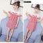 เสื้อ สีแดง แพ็ค 6 ชุด ไซส์ 110-120-130-140-150-160 (เลือกไซส์ได้) thumbnail 1