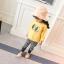 เสื้อ สีเหลือง แพ็ค 5 ชุด ไซส์ 80-90-100-110-120 thumbnail 5