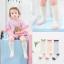ถุงเท้ายาว สีกากี แพ็ค 10 คู่ ไซส์ S (อายุประมาณ 0-1 ปี) thumbnail 2