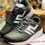 รองเท้าผ้าใบ Baoji ผู้ชายสีเทา thumbnail 1
