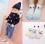 ถุงเท้าสั้น คละสี แพ็ค 12 คู่ ไซส์ S (อายุ 1-3 ปี) thumbnail 1