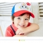 หมวกโรบอทสีแดง แพ็ค 3 ชิ้น thumbnail 1