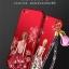 เคส VIVO Y71 ซิลิโคนแบบนิ่ม สกรีนลายผู้หญิงและดอกไม้ สวยงามมากพร้อมสายคล้องมือ ราคาถูก (ไม่รวมแหวน) thumbnail 3