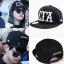 หมวกแฟชั่น EXO BAEKHYUN LTA (สีดำขาว) thumbnail 1
