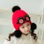 หมวก สีแดง แพ็ค 5ใบ ไซส์ 2-8 ปี รอบศรีษะ17 * 18 ซม thumbnail 2