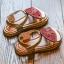 รองเท้าเด็กแฟชั่น สีแดง แพ็ค 5 คู่ ไซต์ 26-27-28-29-30 thumbnail 2