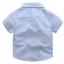 เสื้อ สีน้ำเงิน แพ็ค 5 ชุด ไซส์ 100-110-120-130-140 thumbnail 2