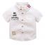 เสื้อ สีขาว แพ็ค 5 ชุด ไซส์ 100-110-120-130-140 thumbnail 1