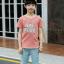 เสื้อ+กางเกง สีช็อคโกแลค แพ็ค 5 ชุด ไซส์ 120-130-140-150-160 (เลือกไซส์ได้) thumbnail 2