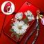 เคส VIVO V7+ (V7 Plus) พลาสติกลายดอกไม้แสนสวยพร้อมสายคล้องมือ น่ารักมากๆ ราคาถูก (ไม่รวมแหวนที่ตั้ง) thumbnail 8