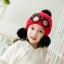 หมวก สีแดง แพ็ค 5ใบ ไซส์ 2-8 ปี รอบศรีษะ17 * 18 ซม thumbnail 1